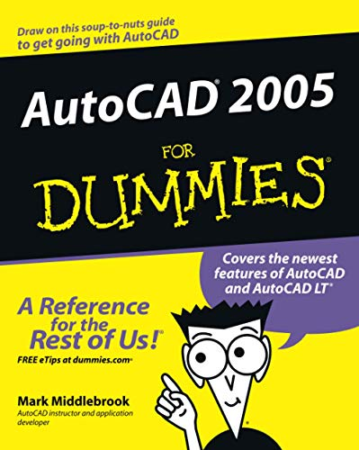 9780764571381: AutoCAD 2005 For Dummies