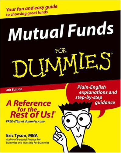 9780764571916: Mutual Funds For Dummies (For Dummies (Lifestyles Paperback))