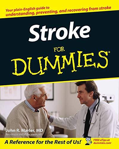 9780764572012: Stroke For Dummies