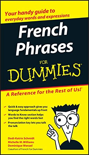 9780764572029: French Phrases For Dummies