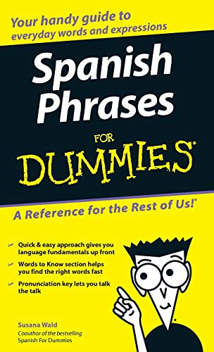 9780764572043: Spanish Phrases for Dummies