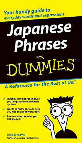 9780764572050: Japanese Phrases For Dummies