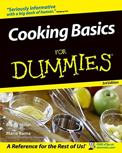 9780764572067: Cooking Basics for Dummies