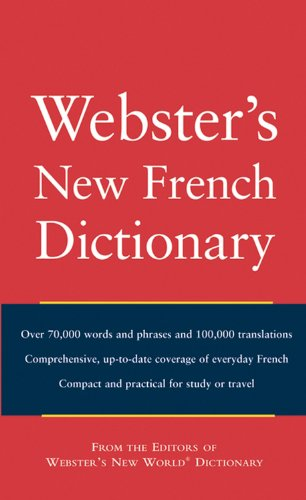 Webster's New World French Dictionary: n/a