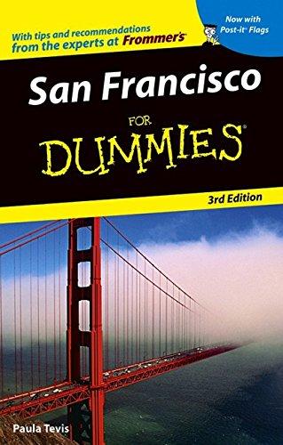 9780764573583: San Francisco For Dummies (Dummies Travel)