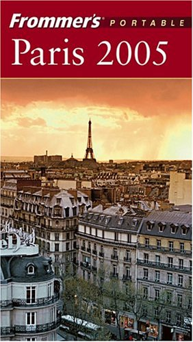 9780764573644: Frommer's Portable Paris 2005