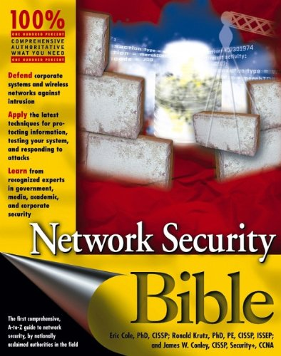 9780764573972: Network Security Bible
