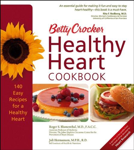 9780764574245: Betty Crocker Healthy Heart Cookbook (Betty Crocker Cooking)