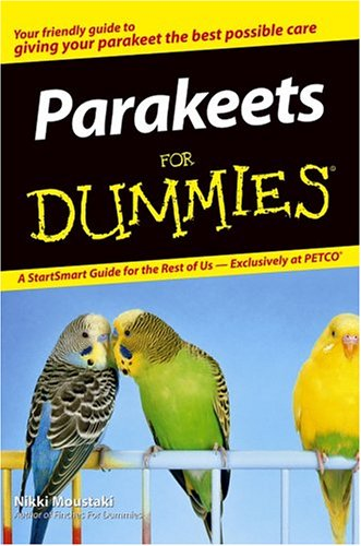 9780764574436: Parakeets for Dummies