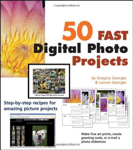 9780764574474: 50 Fast Digital Photo Projects