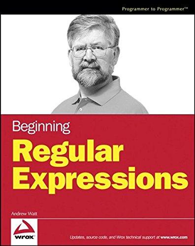 9780764574894: Begin Regular Expressi w/WS-i (Beginning)