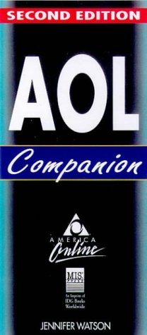9780764575013: AOL Companion (2nd ed)