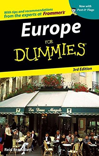 9780764575297: Europe For Dummies (Dummies Travel)