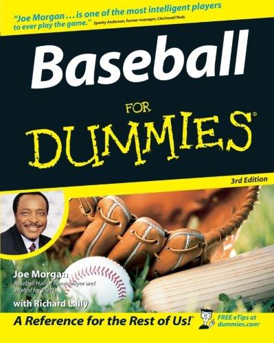 9780764575372: Baseball for Dummies
