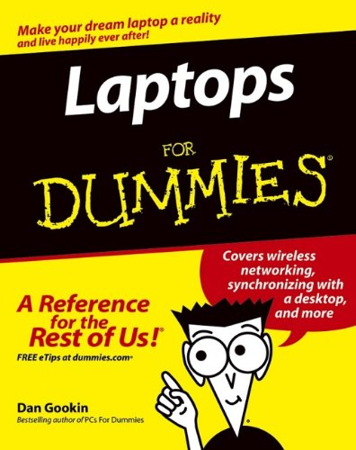 9780764575556: Laptops For Dummies