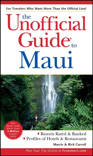 9780764575600: The Unofficial Guide to Maui