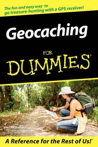 9780764575716: Geocaching For Dummies
