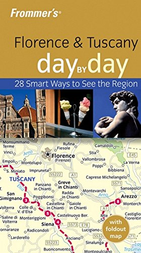 9780764576157: Frommer's Florence & Tuscany Day by Day (Frommer's Day by Day - Pocket)