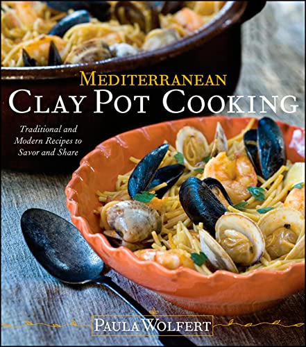 9780764576331: Mediterranean Clay Pot Cooking: Traditional and Modern Recipes to Savor and Share: My Life in the Mediterranean Kitchen