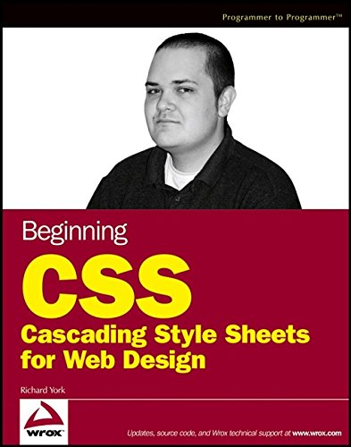 9780764576423: Beginning CSS: Cascading Style Sheets for Web Design (Programmer to Programmer)
