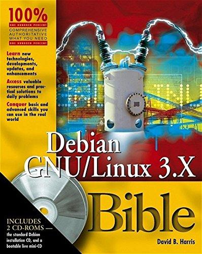 9780764576447: Debian Gnu/linux 3.1 Bible