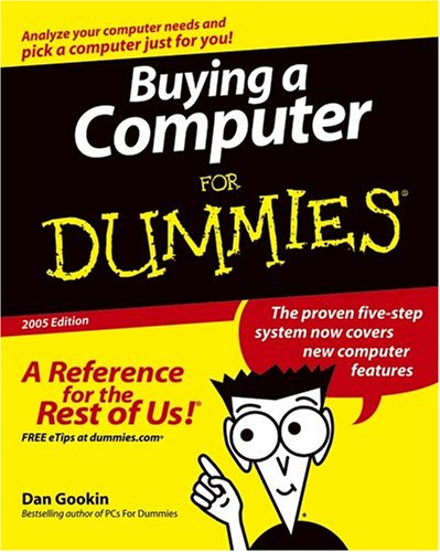 9780764576539: Buying a Computer For Dummies