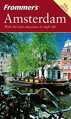 9780764576645: Frommer's Amsterdam (Frommer's Complete Guides)