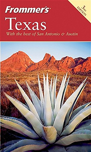 9780764576683: Frommer's Texas (Frommer's Complete Guides)