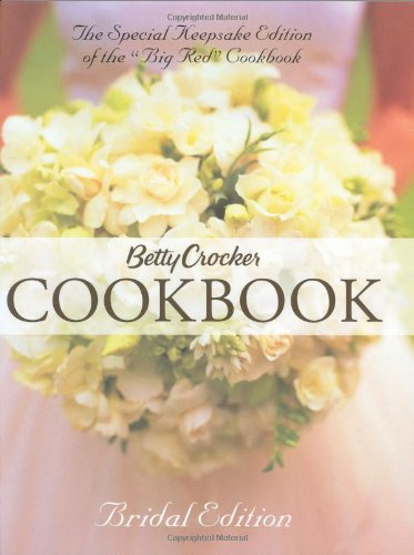 9780764576744: Betty Crocker Cookbook, Bridal Edition