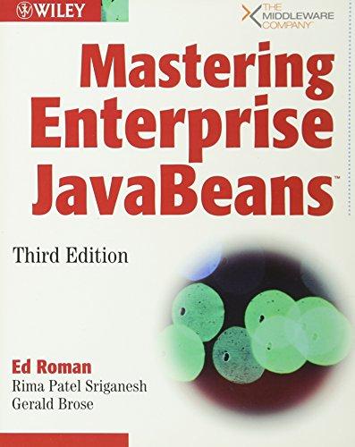 9780764576829: Mastering Enterprise JavaBeans
