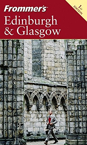 9780764577666: Frommer's Edinburgh and Glasgow