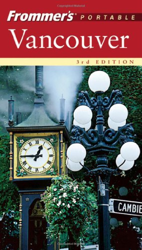 Frommer's Portable Vancouver: Olson, Donald