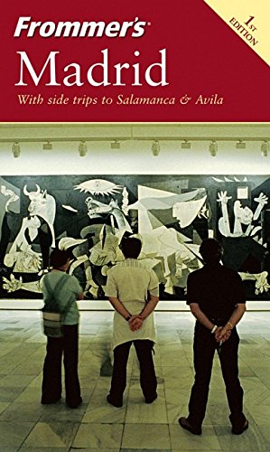 Frommer's Madrid: With side trips to Salamance & Avila (0764577948) by Stone, Peter