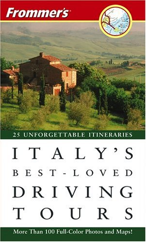 9780764577970: Frommer's Italy's Best-Loved Driving Tours