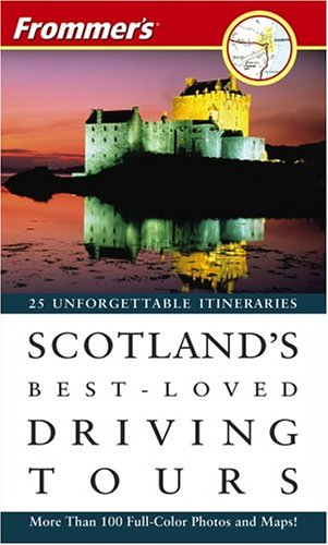 9780764577987: Frommer's Scotland's Best-Loved Driving Tours