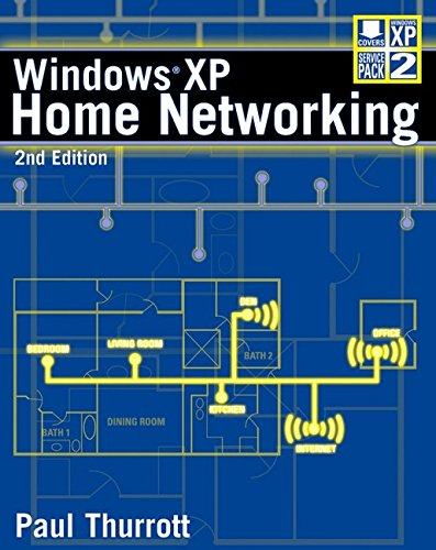 9780764578168: Windows XP Home Networking
