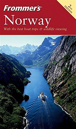 9780764578267: Frommer's Norway (Frommer's Complete Guides)