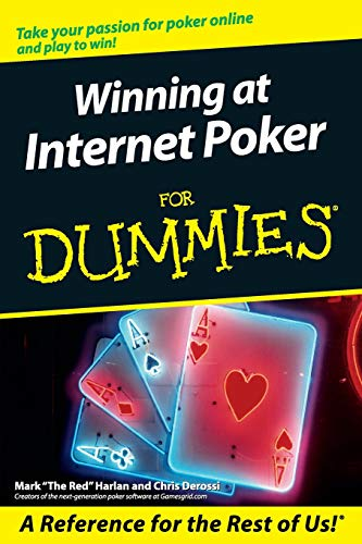 9780764578335: Winning At Internet Poker For Dummies