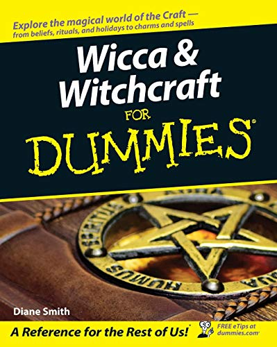 9780764578342: Wicca And Witchcraft For Dummies