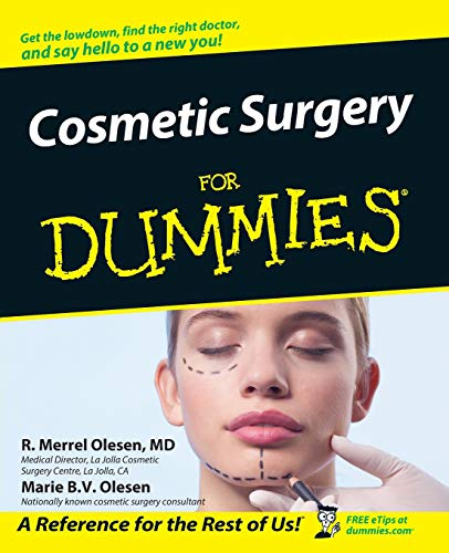9780764578359: Cosmetic Surgery For Dummies