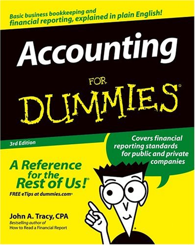 Accounting For Dummies (3rd Edition)