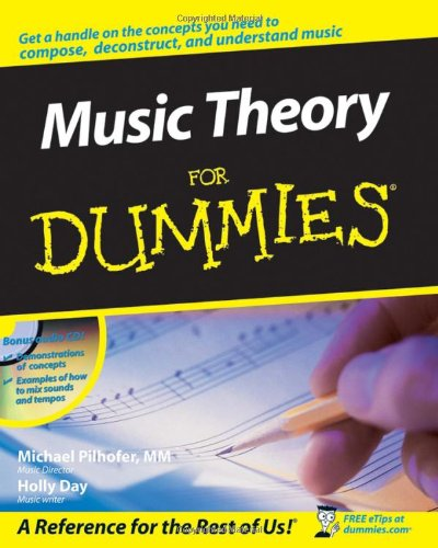 9780764578380: Music Theory for Dummies