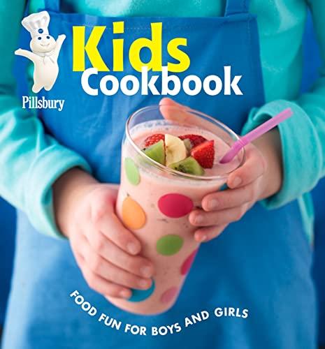 9780764578618: Pillsbury Kids Cookbook: Food Fun for Boys and Girls (Pillsbury Cooking)