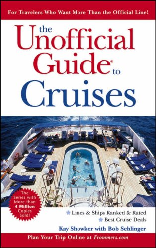 9780764578632: The Unofficial Guide to Cruises 2006 (Unofficial Guides)