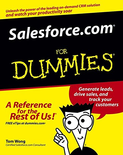 9780764579219: Salesforce.com For Dummies (For Dummies (Computer/Tech))