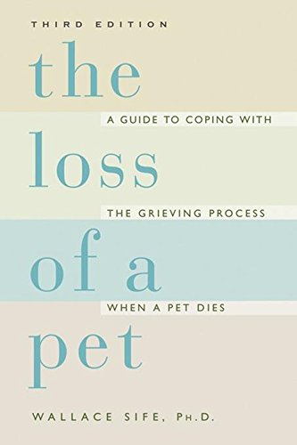 9780764579301: The Loss of a Pet