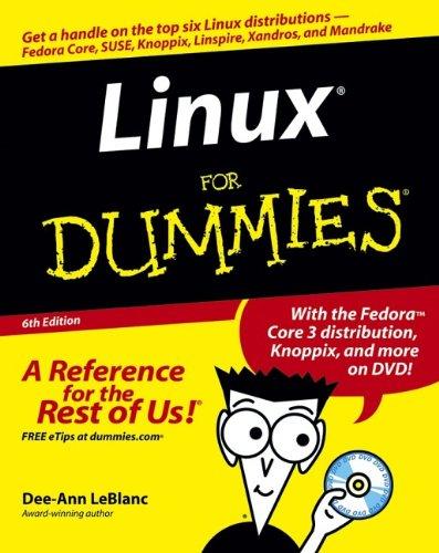 Linux For Dummies: Leblanc, Dee-Ann