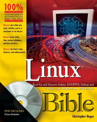 9780764579493: Linux Bible 2005