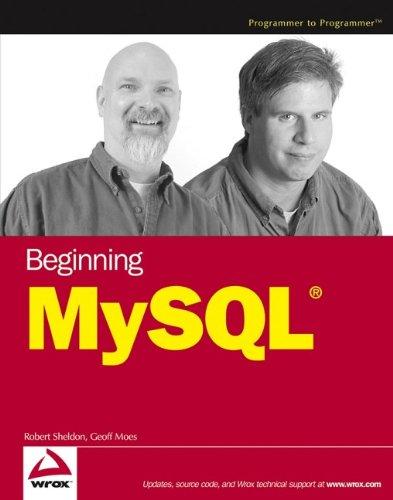 9780764579509: Beginning MySQL