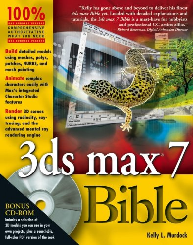 9780764579714: 3ds max 7 Bible